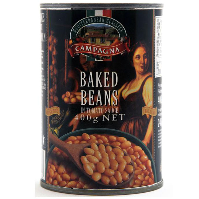 Đậu bakedbeans Ý 400g