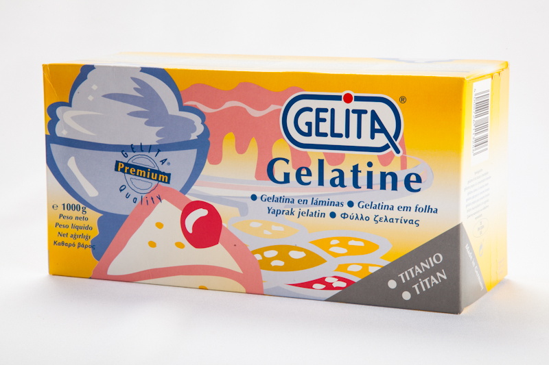Gelatine lá 1 Kg